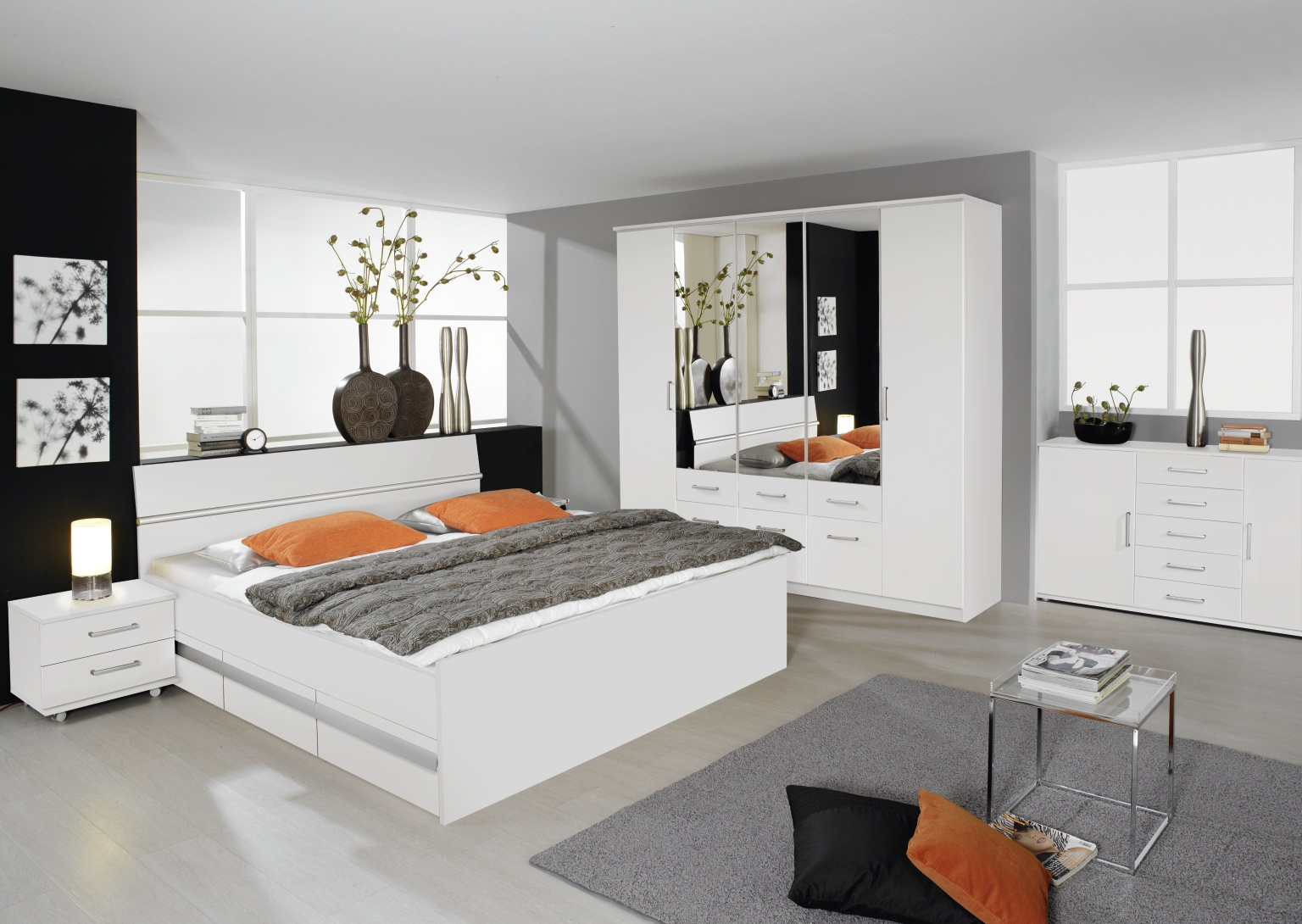 schlafzimmer amuna i interna m bel. Black Bedroom Furniture Sets. Home Design Ideas