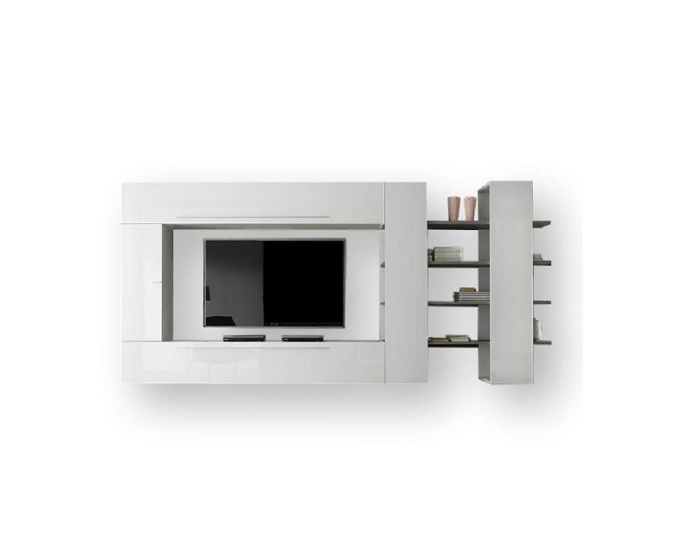 wohnwand loft i interna m bel. Black Bedroom Furniture Sets. Home Design Ideas