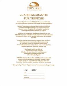 Teppich-2-Jahresgarantie-234x300 Top Care Fleckenschutz: Neuer Glanz für Sofa & Co Wohn-Blog